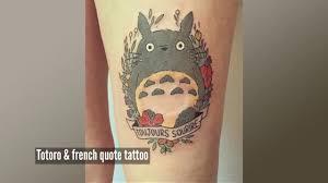татуировки в стиле аниме фото