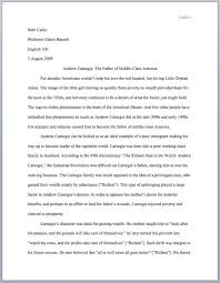 Mla Essay Heading General Format Purdue Writing Lab