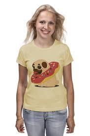 """Женские <b>футболки</b> c стильными принтами """"Цвета"""" - <b>Printio</b>"""