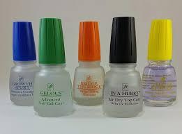 fresh american clic gelous nail gel base coat polish tip