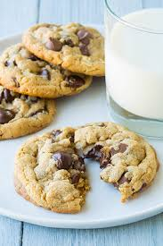 browned er peanut er oatmeal chocolate chip cookies
