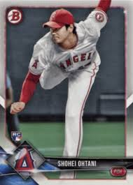 Baseball Basic Shohei Ohtani Rookie Cards Checklist Top Guide Gallery Prospects