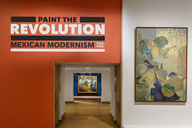 private tour paint the revolution at the philadelphia museum of art starr catering and mission taqueria