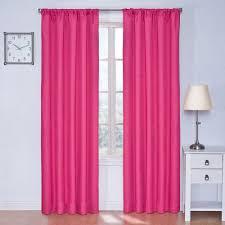wonderful pink blackout curtains