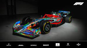 """Formula 1 on Twitter: """"A new era has arrived Your first glimpse of the full  size 2022 F1 car! #F1 #F12022… """""""