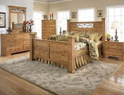 Country Master Bedroom Designs Custom Panel Brown Patterned - Master bedroom window treatments