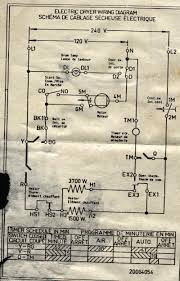 kenmore dryer thermostat wiring diagram images kenmore dryer this is the basic wiring diagram except for thermal fuse one