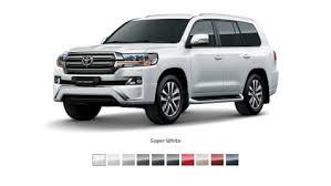 2018 toyota landcruiser sahara. 2017 2018 Toyota Land Cruiser 200 Colors Landcruiser Sahara 0