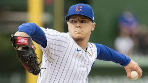 Justin Steele: Chicago Cubs pitcher to ...