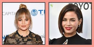 the 45 best hairstyles for round faces
