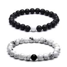 <b>Natural Lava Stones</b> Bracelets KANGOEX | FREE SHIPPING