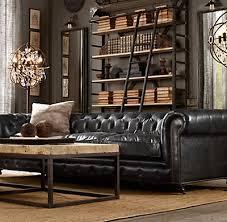 chesterfield sofa restoration hardware. Beautiful Chesterfield Restoration Hardware Chesterfield Sofa With