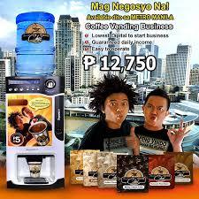 Vending Coffee Machine Philippines Inspiration Barista Choi Coffee Vendo Machine Yamaha Xenter 48 Offerta