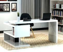 unique home office desks. Contemporary Desks Unique Home Office Desk Stunning Modern Desks With White  Glossy And Black  In Unique Home Office Desks E