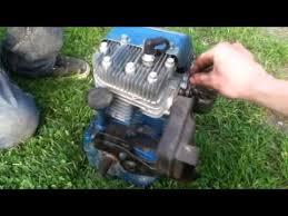 Old 6hp tecumseh engine lives again - YouTube