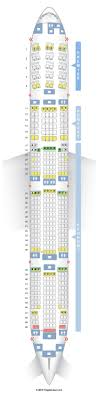 Aeroflot Boeing 777 300er Seating Chart Seatguru Seat Map Aeroflot Seatguru