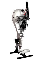 Outboard Motor Display Stand Outboard Display Stand 1