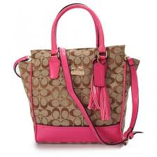Popular Coach Legacy Tanner In Signature Small Pink Crossbody Bags AAB