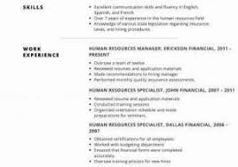 Server Resume Examples From Resume Template Open Fice Download