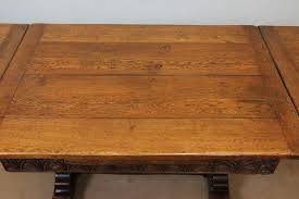 draw leaf table antique oak refectory draw leaf extending dining table where can i draw draw leaf table