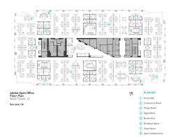 office space plans. office tour adobe headquarters u2013 san jose space plans g