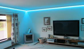 mood lighting living room. Color-changing Mood Lighting For Living Room And Bedroom Ceiling