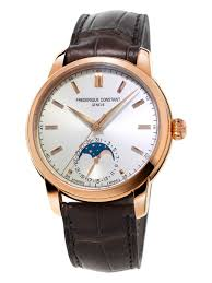 classic moonphase frederique constant manufacturemoonphase