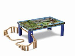 fisher thomas the train and friends wooden railway kids play table com