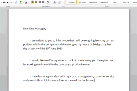 good letter of resignation letter of resignation template word free cover letter templates
