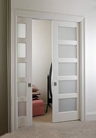 interior pocket french doors. Frosted Pocket Doors--if We Closed Off The Patio To Make An Office, Have These Going From Both Bedrooms Office Interior French Doors D