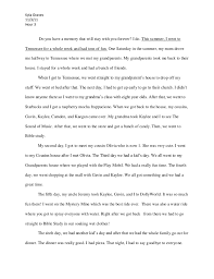 My Favorite Memory Essay Essay On Memory