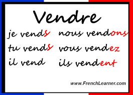 French Regular Re Verbs