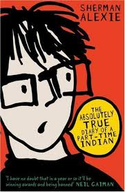 book review the absolutely true diary of a part time n by  book review the absolutely true diary of a part time n by sherman alexie