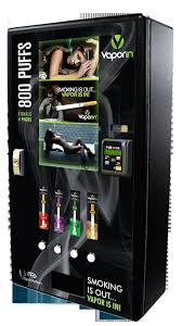 Electronic Cigarette Vending Machine Simple ECigarette