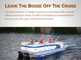 Be Enjoy Fun Boat Your Responsibly Have Safe Pontoon amp;