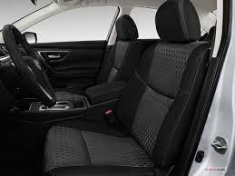 2017 nissan altima front seat