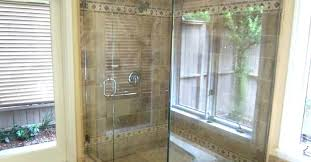 hard water stains on shower doors learn the best way to clean glass 5 how do i off my sho