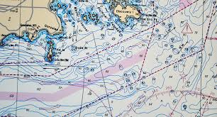How To Read Sailing Charts Using Marine Charts Campfire Collective