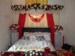 Wedding Bedroom Decorations Pin By Nia Alfarizky On Wedding Room Decoration Pinterest