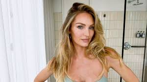 candice swanepoel reveals her magic concealer trick and the lip balm she swears by vogue