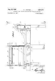 patent us3461271 automatic heat sealing mechanism for packaging impulse sealer manual at Heat Sealer Wiring Diagram