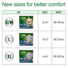 Depend Fit Flex Incontinence Underwear For Men Maximum Absorbency L Gray 28 Count