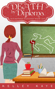 jess resides here page of reader reviewer opinionated  death by diploma 800 cover reveal and promotional