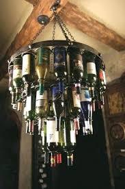 whiskey bottle chandelier wine kit medium size of likeable terrific 9