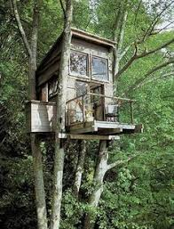 Andreas Wenning's (Germany) prefab tree houses | casas | Pinterest |  Treehouse, Tree houses and Prefab