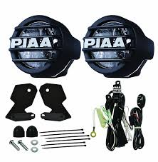 amazon com piaa 77652 lp530 bike specific led driving lamp kit amazon com piaa 77652 lp530 bike specific led driving lamp kit for bmw f650 800gs automotive