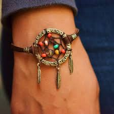 Dream Catcher Bracelet Amazon Best Dreamcatcher Anklet Products on Wanelo 2