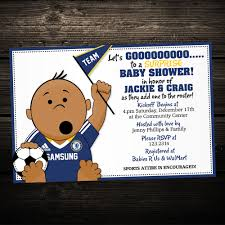 Top Baby Shower Invitation Cards Collection 2017 13  KawaiitheoComBaby Shower Invitations Sports Theme