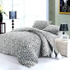 leopard bedding print comforters comforter sets a glitter set with charming leopard pattern bedding 4 piece
