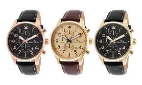 lucien piccard men s watch groupon goods lucien piccard peak men s chronograph watch lucien piccard peak men s chronograph watch